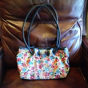 🌞 Brighton Poppy Hobo Bag